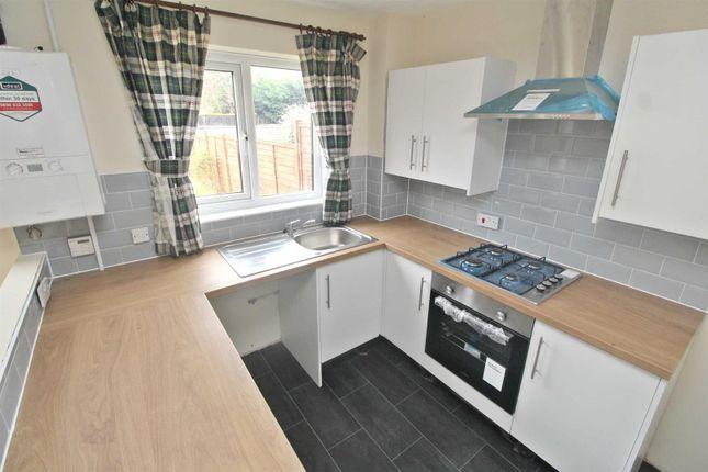 Thumbnail Terraced house to rent in Whitsun Pasture, Willen Park, Milton Keynes