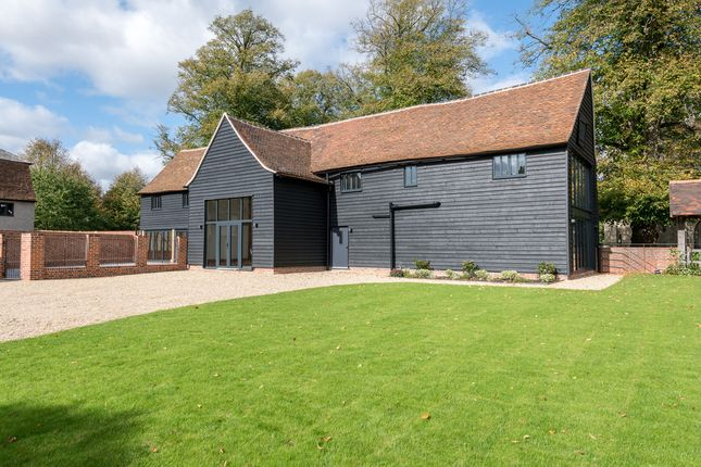 Thumbnail Barn conversion for sale in Water Hall Lane, Shalford, Braintree