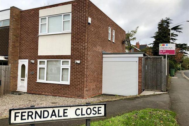Thumbnail Property to rent in Ferndale Close, Hagley, Stourbridge
