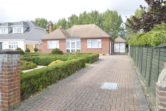Thumbnail Detached bungalow for sale in Harley Shute Road, St Leonards On Sea