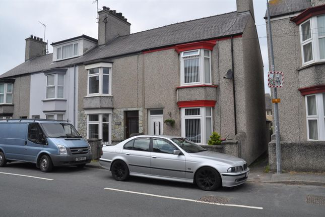 3 bed property for sale in Porthdafarch Road, Holyhead LL65