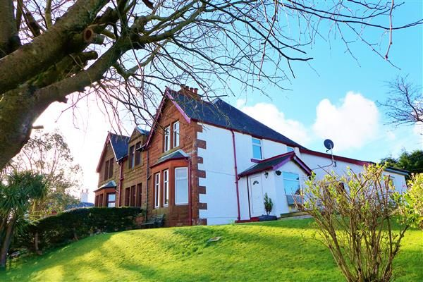 Thumbnail Property for sale in Ormiston, Alma Road, Brodick