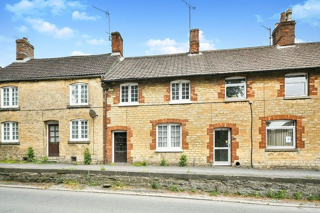 Thumbnail Terraced house to rent in Quemerford, Calne