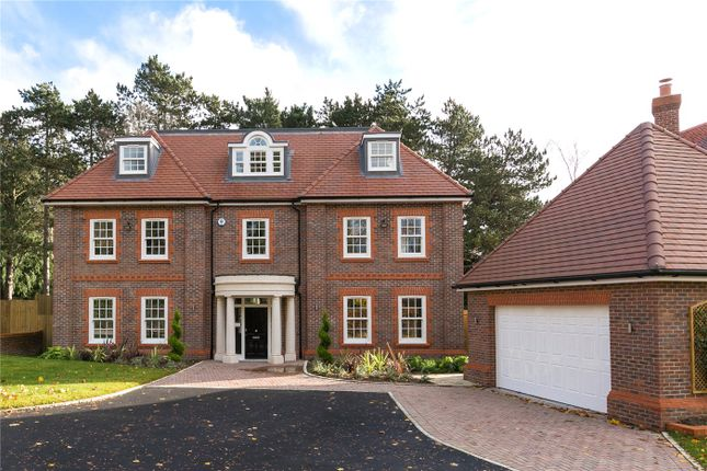 Thumbnail Detached house for sale in Orchard Place, Manor Road, Penn, Buckinghamshire