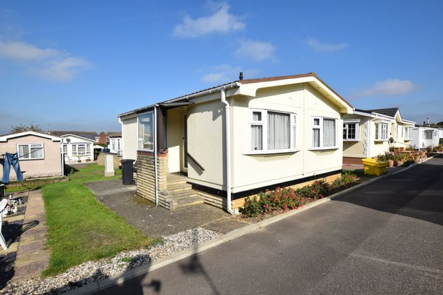Mobile/park home for sale in Coggeshall Road, Braintree
