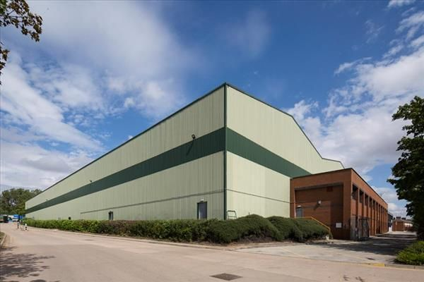 Thumbnail Light industrial to let in Rotherham Road, Maltby, Rotherham