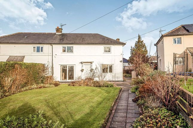 Semi-detached house for sale in Moors Bank, St. Martins, Oswestry