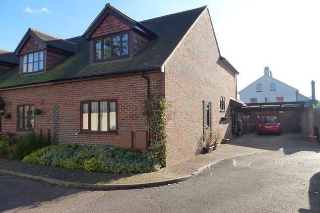 Thumbnail End terrace house for sale in Bidborough Ridge, Bidborough, Tunbridge Wells