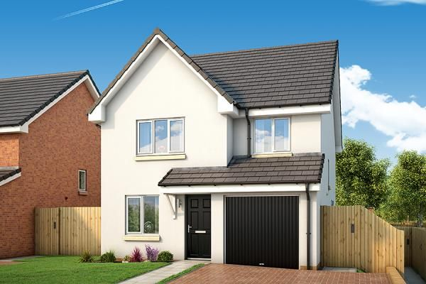 "Thumbnail Property for sale in ""The Braemar At Abbotsway"" at Inchinnan Road, Paisley"