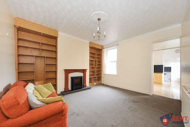Thumbnail Flat to rent in Rectory Road, Bensham, Gateshead