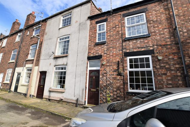 Thumbnail Terraced house to rent in Daintry Terrace, Macclesfield