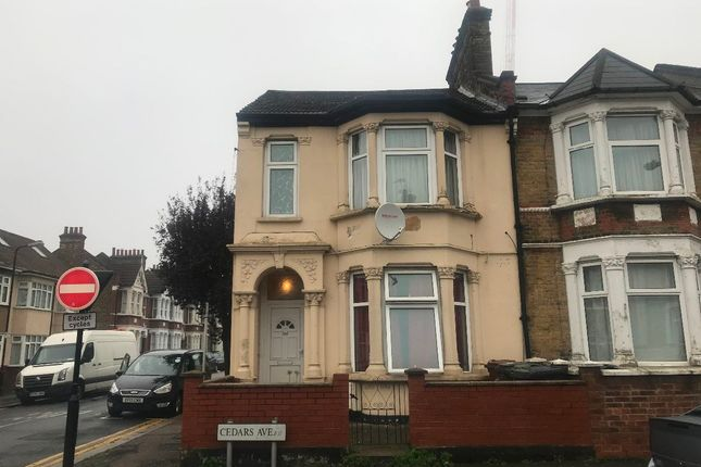 Thumbnail Flat for sale in Cedars Avenue, London