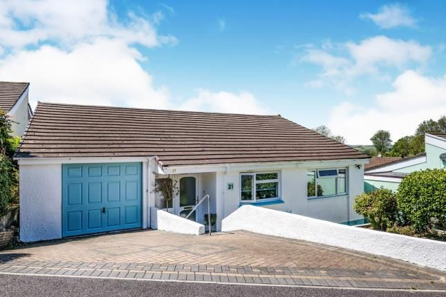 Thumbnail Bungalow for sale in Bodmin, Cornwall, England