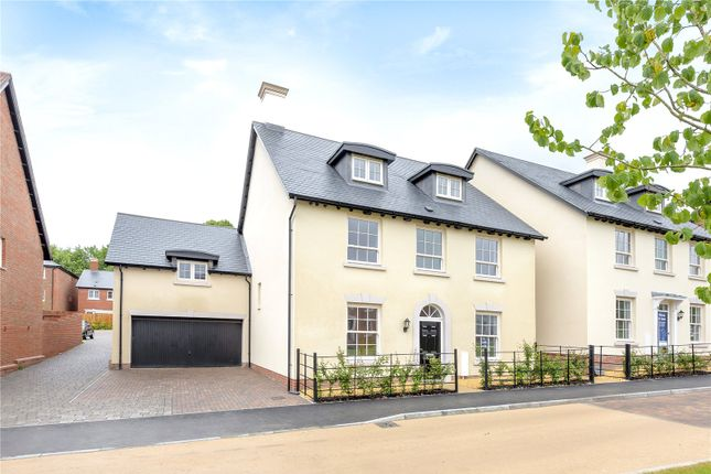 Thumbnail Detached house for sale in The Willoughby, Austin Drive, Winchester, Hampshire