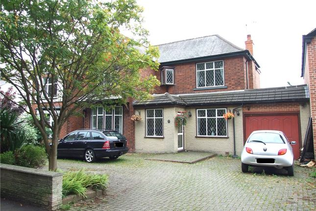 Thumbnail Detached house for sale in Stainsby Avenue, Heanor