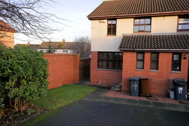 Thumbnail Semi-detached house to rent in Redcroft Street, Danderhall, Midlothian