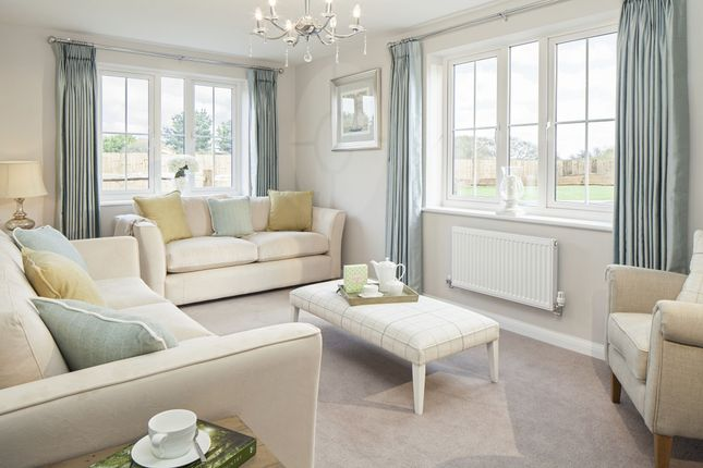 """Thumbnail Semi-detached house for sale in """"Morpeth"""" at Summerleaze Crescent, Taunton"""
