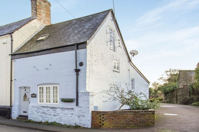 Thumbnail Cottage for sale in Main Street, Houghton-On-The-Hill, Leicester