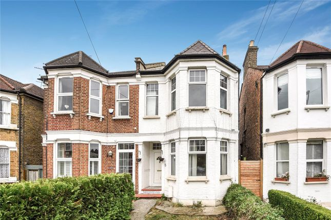 Thumbnail Terraced house for sale in Palmerston Crescent, Palmers Green, London