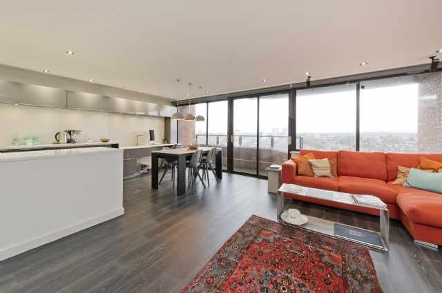Thumbnail Flat for sale in Cresta House, 133 Finchley Road, Swiss Cottage, London
