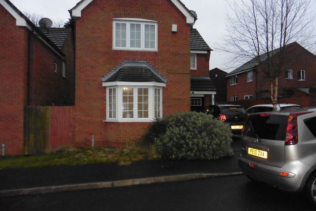 Thumbnail Detached house to rent in Martindale Crescent, Wigan