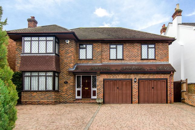 Thumbnail Detached house for sale in Highview Road, Sidcup