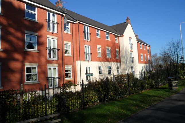 Flat for sale in Old Station Road, Syston