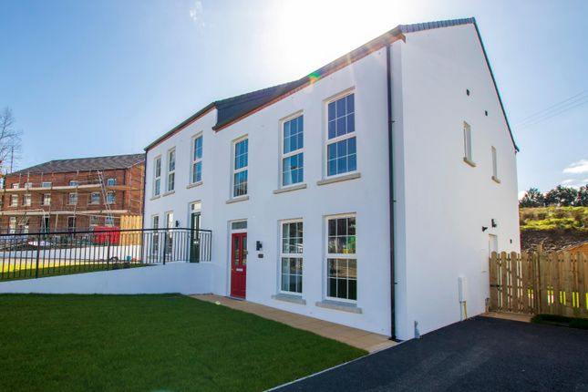 Thumbnail Semi-detached house for sale in The Orchid, The Hillocks, Londonderry