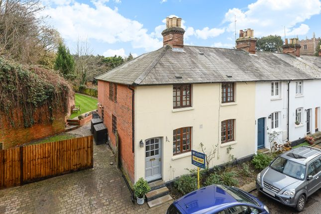 Thumbnail End terrace house for sale in The Street, Old Basing, Basingstoke