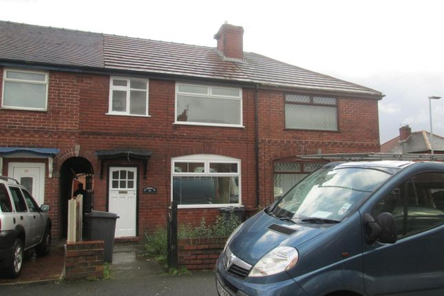 Thumbnail Terraced house to rent in Williams Crescent, Chadderton, Oldham