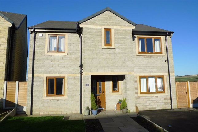 Thumbnail Detached house for sale in The Meadows, Dove Holes, Derbyshire