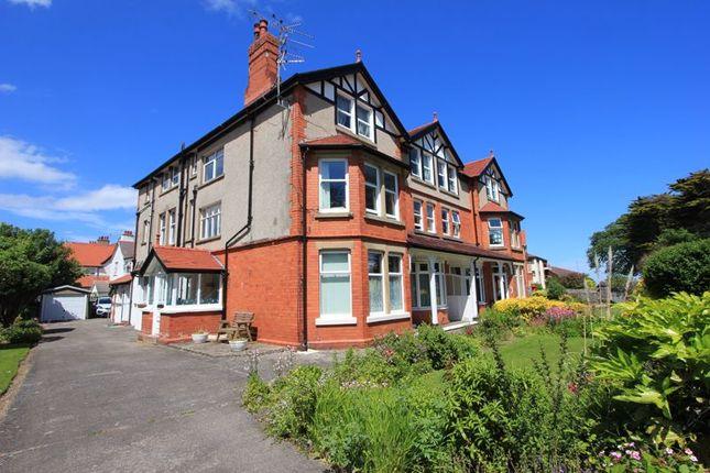Thumbnail Flat for sale in Llannerch Road East, Rhos On Sea, Colwyn Bay