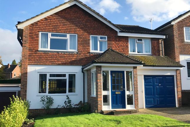 Thumbnail Detached house for sale in Gwyn Close, Newbury