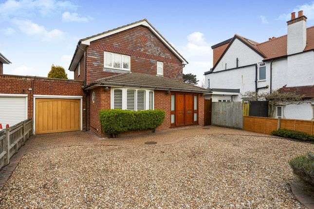 Thumbnail 4 bed link-detached house for sale in The Grove, West Wickham