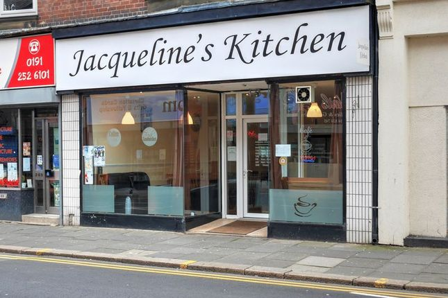 Commercial property for sale in Jacqueline's Kitchen, 251-253 Whitley Road, Whitley Bay