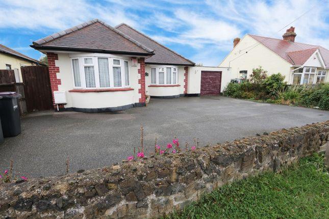 Thumbnail Bungalow for sale in Eastbury Avenue, Rochford, Essex
