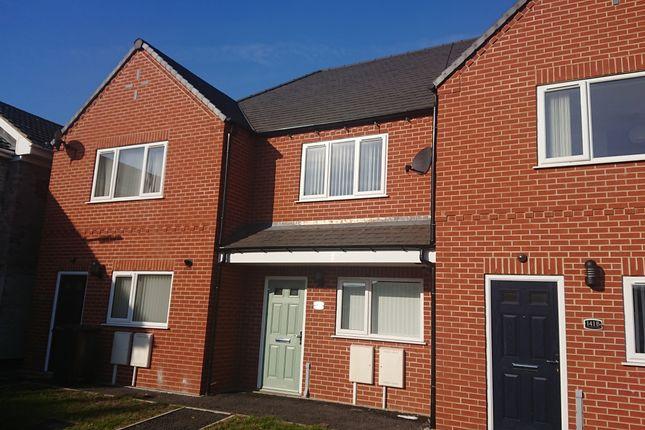Thumbnail Terraced house to rent in Cotmanhay Road Ilkeston, Derbys