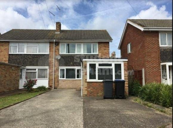 Thumbnail Shared accommodation to rent in Mead Way, Canterbury, Kent