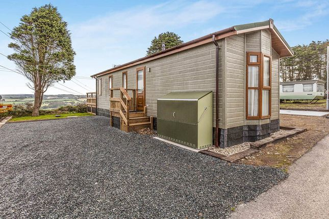 Thumbnail Bungalow for sale in Globe Vale Holiday Park, Radnor, Redruth