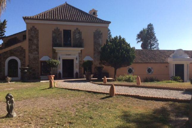Thumbnail Country house for sale in Manilva, Málaga, Spain - 29691