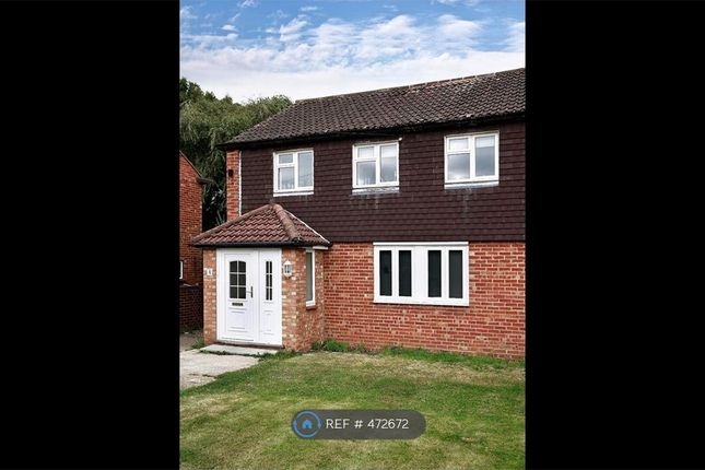 Thumbnail End terrace house to rent in Broomfield, Guildford