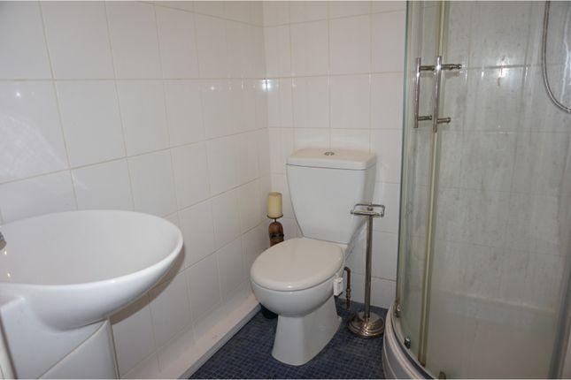 Shower Room of Heol Tir Coch, Pontypridd CF38