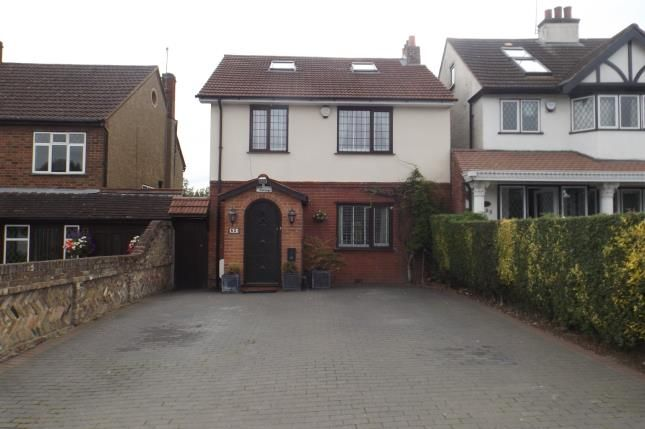 Thumbnail Detached house for sale in Chigwell, Essex, Uk