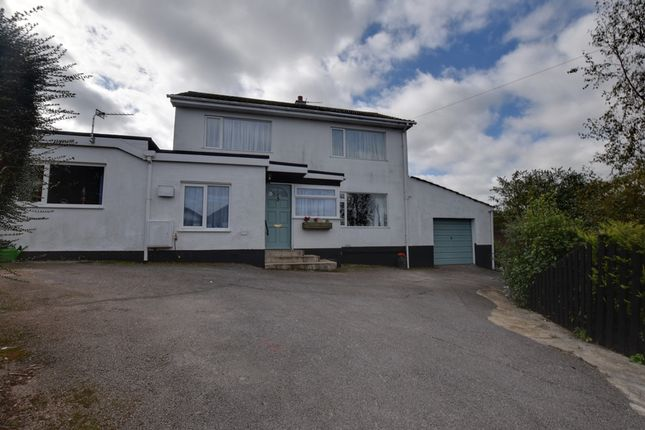 Thumbnail Detached house for sale in Upton Manor Road, Brixham, Devon