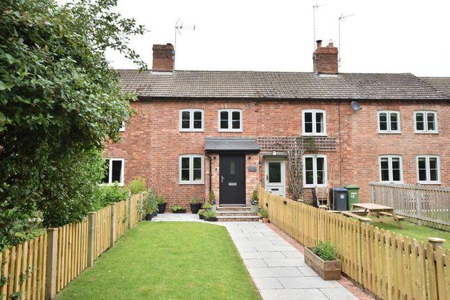 Thumbnail Terraced house for sale in Rushford, Evesham