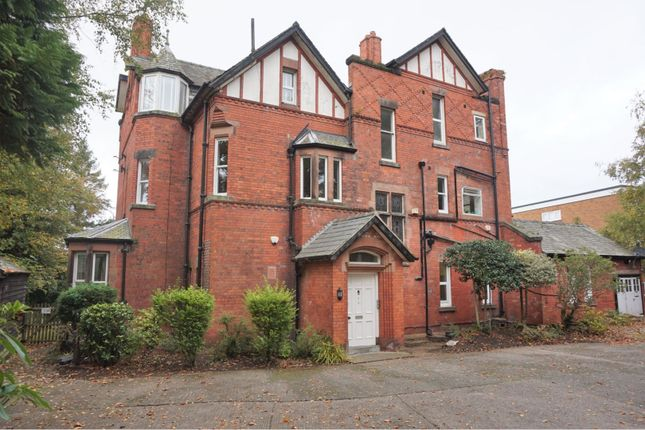 Thumbnail Flat for sale in Talbot Road, Prenton