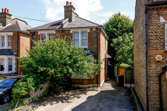 3 bed semi-detached house to rent in Nightingale Mews, South Lane, Kingston Upon Thames