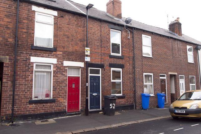 Thumbnail Terraced house to rent in Fentonville Street, Sharrow, Sheffield