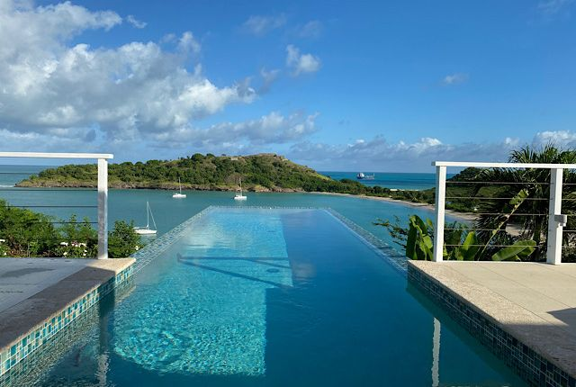 Thumbnail Villa for sale in Galley Bay Heights, Antigua And Barbuda