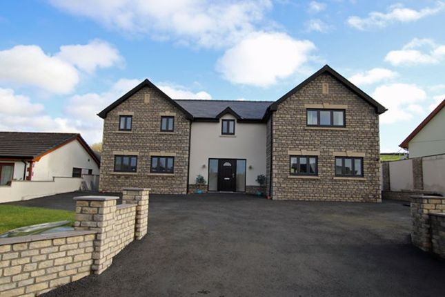 Thumbnail Detached house for sale in Idole, Carmarthen